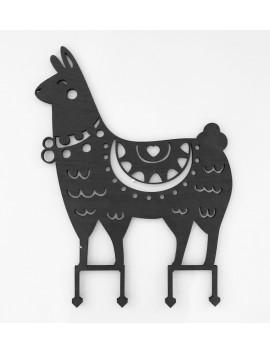 Silhouette de Lama | Beau Cadeaux