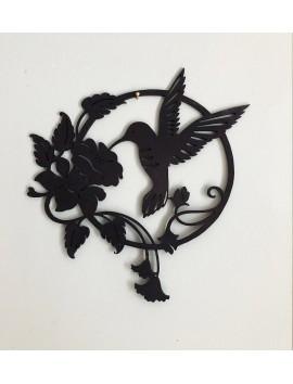 Art mural colibri | Beau Cadeaux